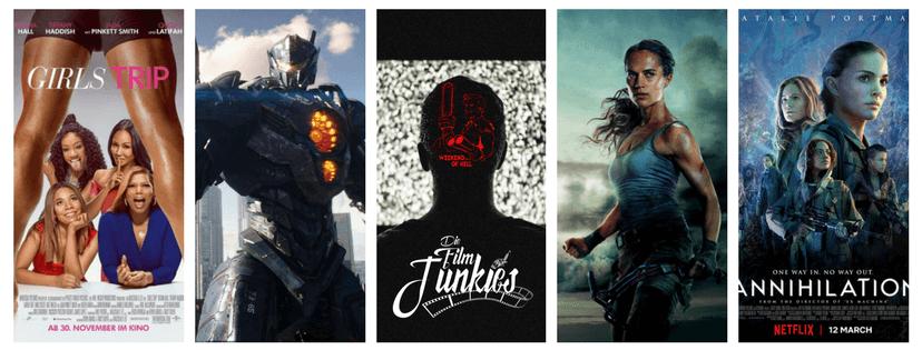Die Film Junkies AUSSER KONTROLLE #8