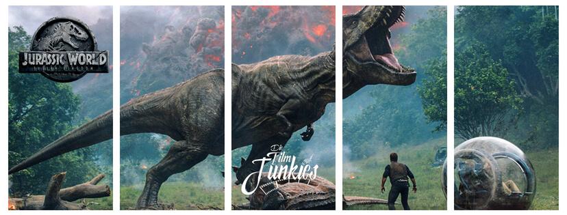 Jurassic World: Das gefallene Königreich Podcast #11