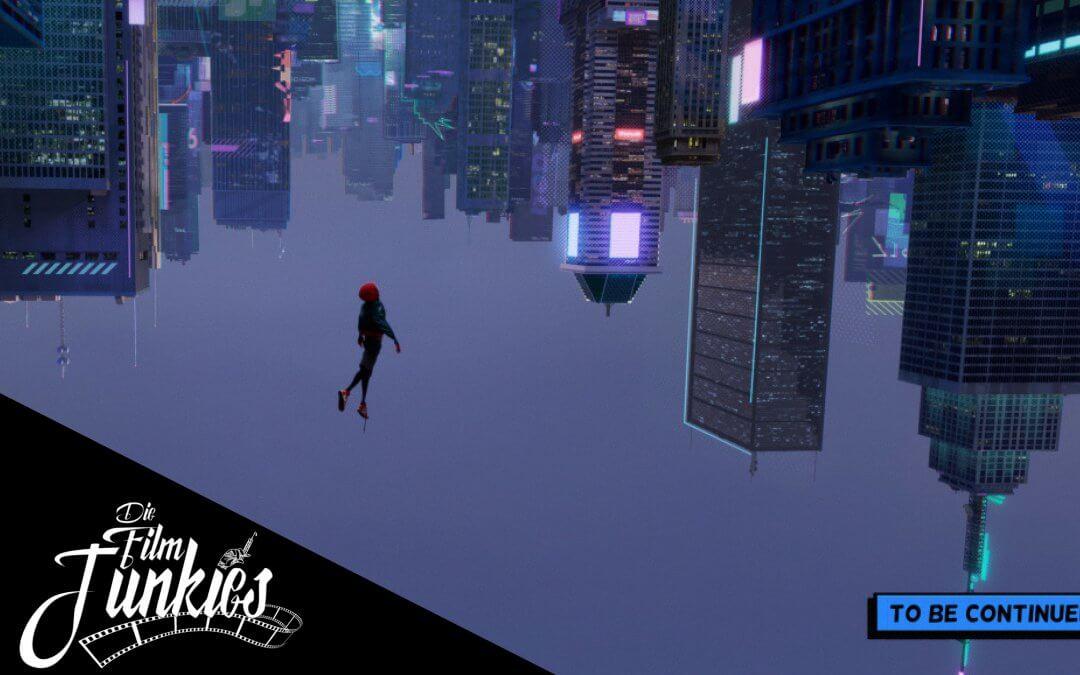 spiderman a new universe die film junkies
