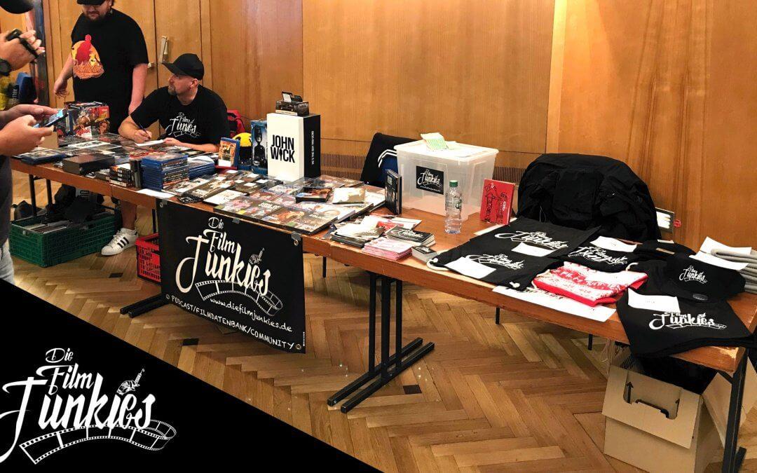 Die Film Junkies auf der Filmbörse in Nürnberg #1