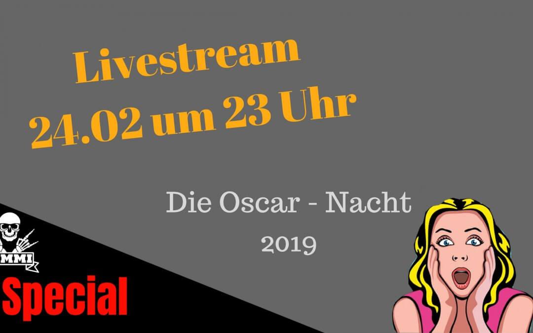 Die Oscars 2019 Livestream